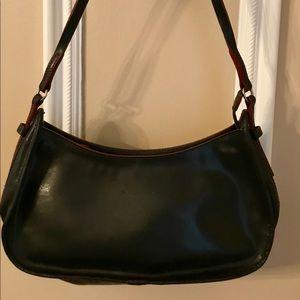 Francesco Biasia Leather shoulder bag 12x6